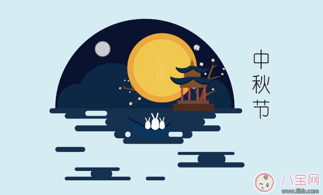 2017中秋节图片大全简单又漂亮 中秋节图片大全大图版