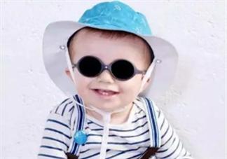 2017三伏天婴幼儿太阳镜使用测评