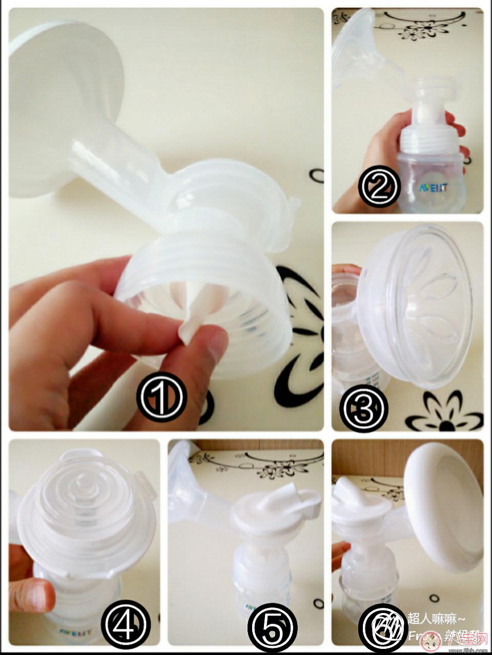 飞利浦电动吸奶器怎么用 飞利浦吸奶器使用说明