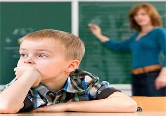 这些情况居然是孩子注意力不集中 孩子集中注意力培养方法
