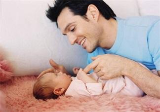 宝宝最喜欢这样的爸爸 爸爸和孩子不亲近就这么做吧