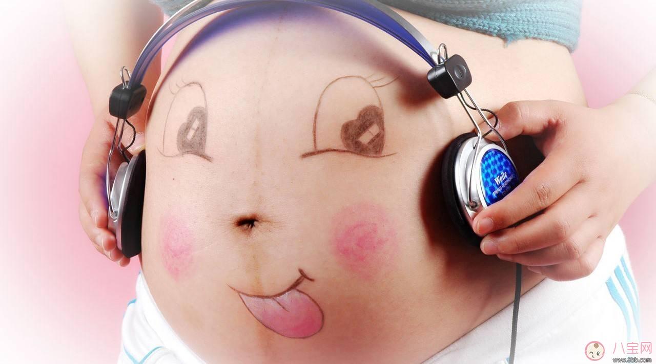 孕期如何胎教 音乐交流触摸法