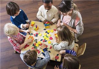 学龄前儿童游戏的特点  亲子游戏如何锻炼孩子
