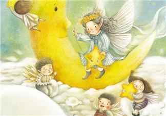 送给精灵宝宝的胎教小故事 夜晚的小精灵