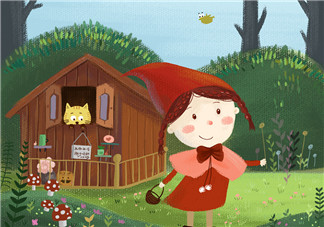 <font color='red'>音乐</font>与故事胎教小故事《小红帽》